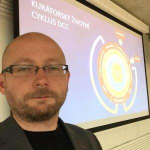 Michal Konečný, absolvent kurzu Sexy pravopis (září 2017)